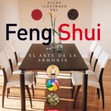 Libros: FENG SHUI. EL ARTE DE LA ARMONÍA. Lote 261568530
