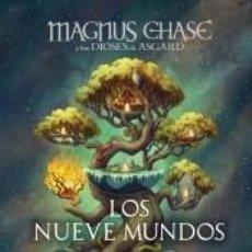 Libros: MAGNUS CHASE Y LOS NUEVE MUNDOS. Lote 262243175