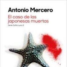 Libros: EL CASO DE LAS JAPONESAS MUERTAS. Lote 262243195