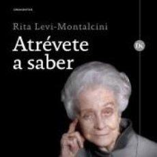 Libros: ATRÉVETE A SABER. Lote 262348270