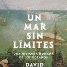Libros: UN MAR SIN LÍMITES. Lote 262348315