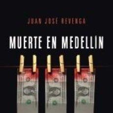 Libros: MUERTE EN MEDELLIN. Lote 262348335