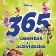 Libros: DISNEY. 365 CUENTOS Y ACTIVIDADES. Lote 262348340