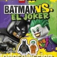 Libros: LEGO BATMAN VS. EL JOKER. Lote 262348360