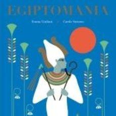 Livres: EGIPTOMANIA. Lote 263761775