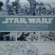 Libros: STAR WARS STORYBOARDS. Lote 268314709