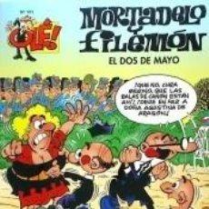 Libros: OLE MORTADELO Y FILEMON 181 DOS DE MAYO. Lote 268572894