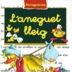 Libros: L'ANEGUET LLEIG. Lote 268716644