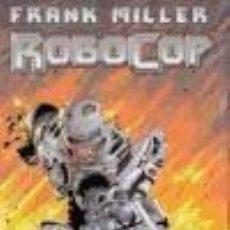Libros: FRANK MILLER´S ROBOCOP. Lote 269350883