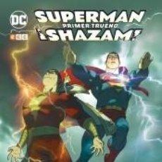Libros: SUPERMAN/SHAZAM: PRIMER TRUENO. Lote 269839213