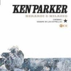 Libros: KEN PARKER NÚM. 03: CHEMAKO. SANGRE EN LAS ESTRELLAS. Lote 269839228
