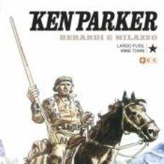 Libros: KEN PARKER: LARGO FUSIL/MINE TOWN (2A EDICIÓN). Lote 269839323
