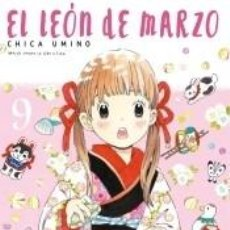 Libros: EL LEÓN DE MARZO NÚM. 09 (DE 12). Lote 269839348