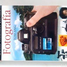 Libros: GUÍAS VISUALES ESPASA - FOTOGRAFÍA TOM ANG -. Lote 270656933