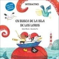 Libros: EN BUSCA DE LA ISLA DE LOS LOROS. Lote 271015113