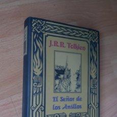 Libros: EL SEÑOR DE LOS ANILLOS. Lote 271472738