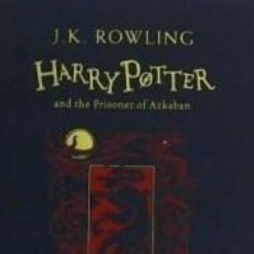 Libros: HARRY POTTER AND THE PRISONER OF AZKABAN - GRYFFINDOR EDITIO. Lote 271592268