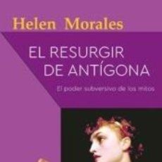 Libros: EL RESURGIR DE ANTÍGONA. Lote 271604943