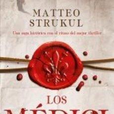 Libros: LOS MÉDICI. UNA REINA AL PODER (LOS MÉDICI 3). Lote 276976293