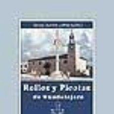 Libros: ROLLOS Y PICOTAS DE GUADALAJARA. Lote 277101208