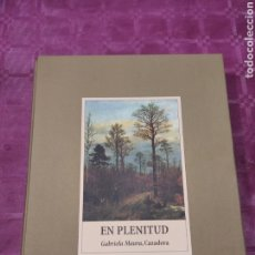 Libros: EN PLENITUD GABRIELA MAURA. Lote 277517133