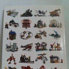 Libros: DETALLES DE GRANDES SETS DE LEGO QUE HAN HECHO HISTORIA. Lote 277854658