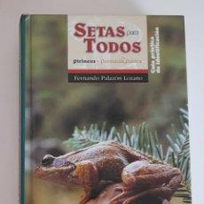Libros: SETAS/LIBRO. Lote 278325303