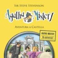Libros: AGATHA MISTERY 29. AVENTURA A CASTELLA. Lote 278365043