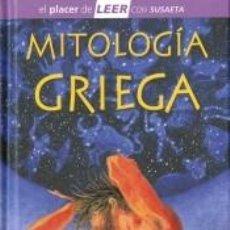 Libros: MITOLOGÍA GRIEGA. Lote 279521243