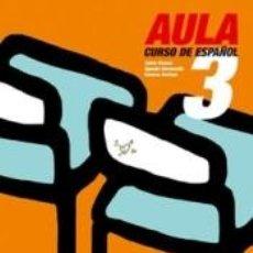 Libros: AULA 3 LIBRO DEL ALUMNO + CD. Lote 279581898