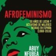Libros: AFROFEMINISMO. Lote 279581918