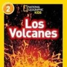 Libros: NATIONAL GEOGRAPHIC READERS: LOS VOLCANES (L2). Lote 279581938