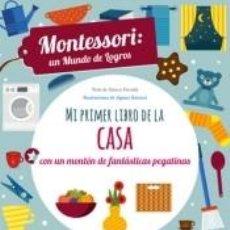 Libros: MI PRIMER LIBRO DE LA CASA (VVKIDS). Lote 279582413