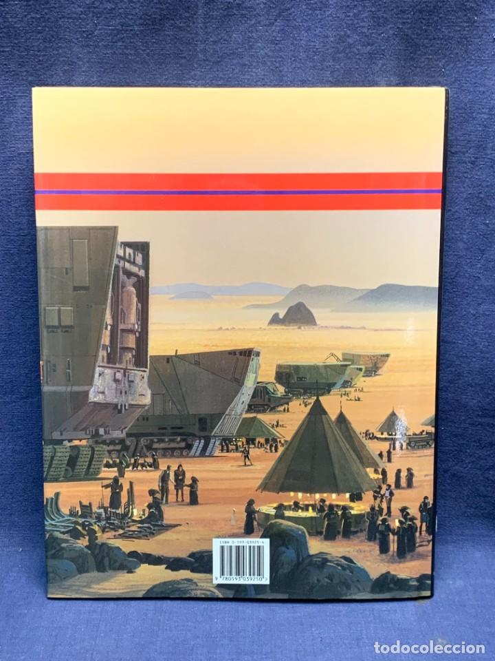 Libros: STAR WARS THE ILLUSTRATED UNIVERSE RALPH McQUARRIE KEVIN J.ANDERSON LONDON 1995 29X22CMS - Foto 2 - 283864923