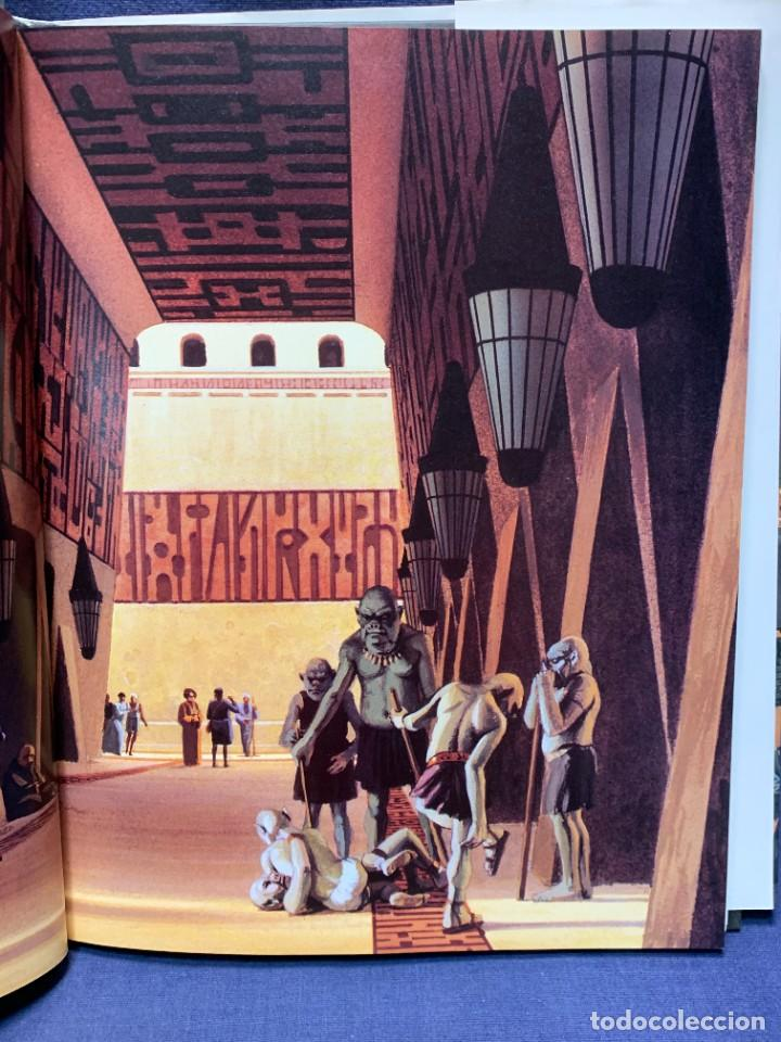 Libros: STAR WARS THE ILLUSTRATED UNIVERSE RALPH McQUARRIE KEVIN J.ANDERSON LONDON 1995 29X22CMS - Foto 6 - 283864923