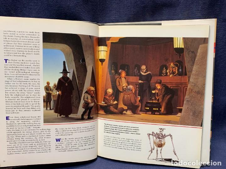 Libros: STAR WARS THE ILLUSTRATED UNIVERSE RALPH McQUARRIE KEVIN J.ANDERSON LONDON 1995 29X22CMS - Foto 7 - 283864923