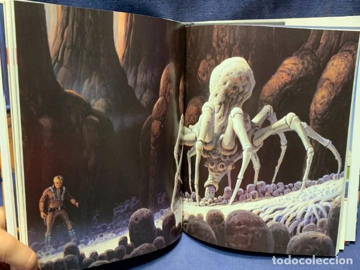 Libros: STAR WARS THE ILLUSTRATED UNIVERSE RALPH McQUARRIE KEVIN J.ANDERSON LONDON 1995 29X22CMS - Foto 8 - 283864923