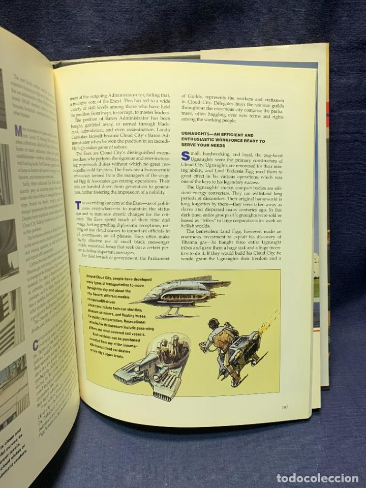 Libros: STAR WARS THE ILLUSTRATED UNIVERSE RALPH McQUARRIE KEVIN J.ANDERSON LONDON 1995 29X22CMS - Foto 10 - 283864923