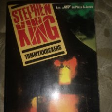Libros: TOMMYKNOCKERS STEPHEN KING. Lote 285494413