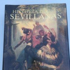 """Libros: """"HISTORIA DE LAS SEVILLANAS"""". VOLUMEN III Y IV. Lote 286005513"""