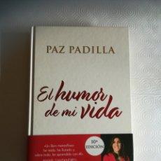 Libros: LIBRO EL HUMOR DE MI VIDA. Lote 286694148