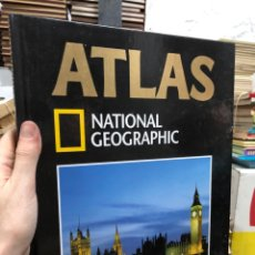 Libros: ATLAS NATIONAL GEOGRAPHIC - EUROPA 1. Lote 287787888