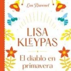 Libros: EL DIABLO EN PRIMAVERA (LOS RAVENEL 3). Lote 288061828