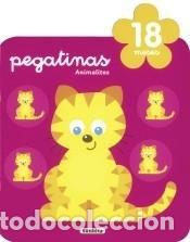 PEGATINAS ANIMALITOS 18 MESES (Libros Nuevos - Ocio - Otros)