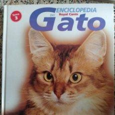 Libros: ENCICLOPEDIA DEL GATO VOL 3. Lote 288157198