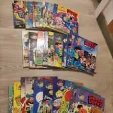 Libros: LOTE COMPLETO SUPER LÓPEZ PRIMERA EDICION. Lote 288320948