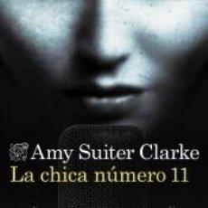 Libros: LA CHICA NÚMERO 11. Lote 288653748