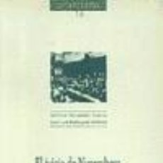 Libros: EL JUICIO DE NUREMBERG, CINCUENTA AÑOS DESPUÉS (16). Lote 288702333