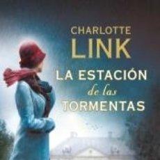 Libros: LA ESTACIÓN DE LAS TORMENTAS. Lote 288702348