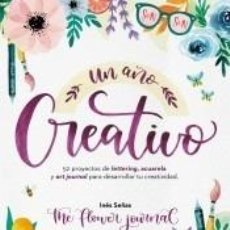 Libros: UN AÑO CREATIVO. Lote 288702383